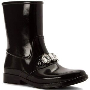 Michael Kors rain bootie